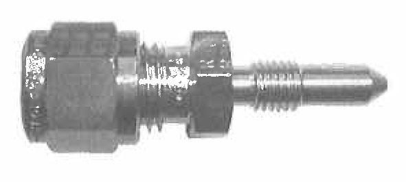 Item cm br gyrolok calibration fitting on circle