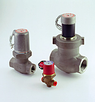 Atkomatic Pilot Operated Solenoid Valve