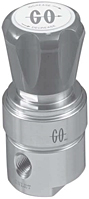 Go Back Pressure Regulator BP-3 Series