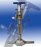 CPC-Cryolab Vacuum Jacketed Valve 2000-5000 Series