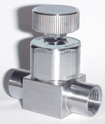 Hoke Packless Valve DV1 Series Manual