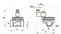 Jefferson Solenoid 2036 08 Series Secondary Image