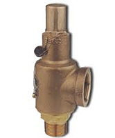 Rockwood Swendeman Type RXSO ASME Safety Relief Valve