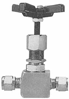 Hoke Needle Valve 2200 Series Globe Pattern