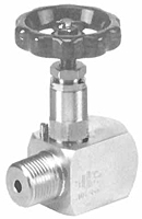 Hoke Needle Valve 2700 Series Screwed Bonnet