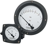 NOSHOK 1000 Series Differential Pressure Gauge