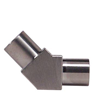 Truelok Mini Weld Fitting Elbow 45°