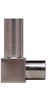 Truelok Mini Weld Fitting Extended Leg Elbow