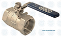 Hoke Industrial Ball Valve 7510 Series