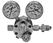 Circle Seal Dome Loaded Regulator GD62 Series