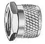 KN (Fractional) Knurled