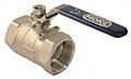 Hoke 2-Piece Industrail Ball Valves