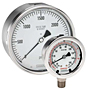 NOSHOK 400/500 Series All Stainless Steel Dry & Liquid Filled Gauge