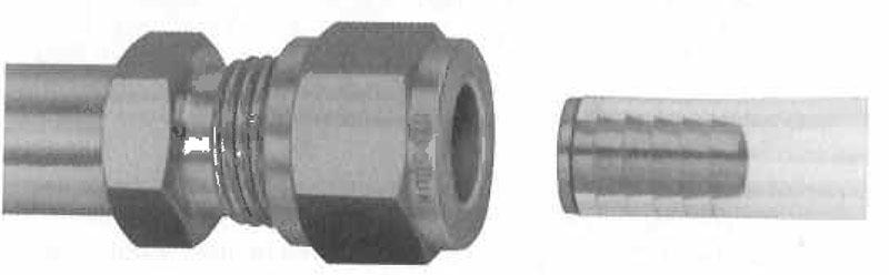Item ti br gyrolok tube insert on circle valve